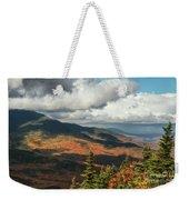 White Mountain Foliage Weekender Tote Bag