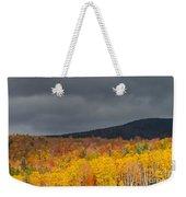 White Mountain Hillside Weekender Tote Bag