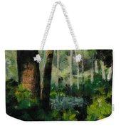 White Mountain Woods Weekender Tote Bag