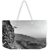 White Nancy At Sunset Weekender Tote Bag