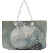 White Onion No. 1 Weekender Tote Bag