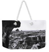 White Rocks Weekender Tote Bag by Chad Dutson