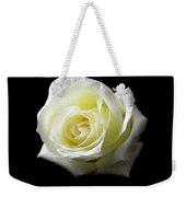 White Rose-11 Weekender Tote Bag