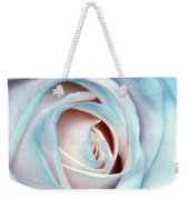 White Rose Weekender Tote Bag