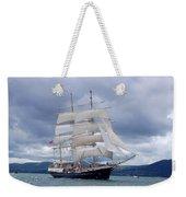 White Sails Weekender Tote Bag