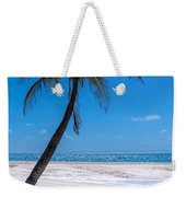White Sand Beaches And Tropical Blue Skies Weekender Tote Bag