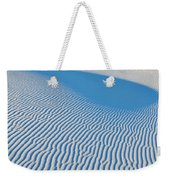 White Sands Magic Hour Weekender Tote Bag