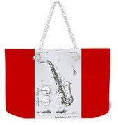 White Sax Weekender Tote Bag