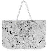 White Soul  Weekender Tote Bag