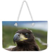 White-tailed Eagle #1 Weekender Tote Bag