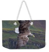White-tailed Eagle Banks Weekender Tote Bag