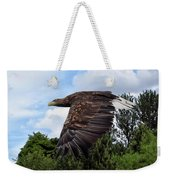 White Tailed Eagle Weekender Tote Bag