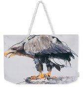 White Tailed Sea Eagle Weekender Tote Bag