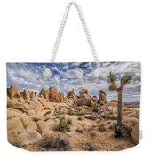 White Tank Rocks Weekender Tote Bag