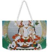 White Tara Chintamani Sita Tara Weekender Tote Bag