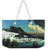 White Terraces, Rotomahana, By William Binzer. Weekender Tote Bag