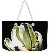 White Tulip Weekender Tote Bag