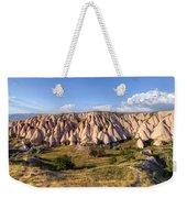 White Valley - Cappadocia Weekender Tote Bag