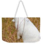 White Wabbit Weekender Tote Bag