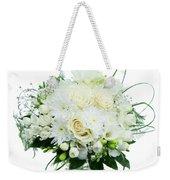Wedding Bouquet  Weekender Tote Bag