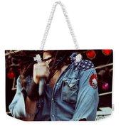 White Zombie 93-rob-0347 Weekender Tote Bag