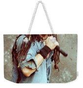 White Zombie 93-rob-0350 Weekender Tote Bag
