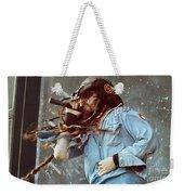 White Zombie 93-rob-0351 Weekender Tote Bag