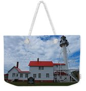 Whitefish Point Lighthouse I Weekender Tote Bag