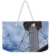 Whitefish Point Lighthouse II Weekender Tote Bag