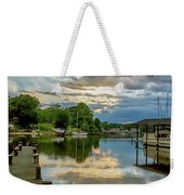 White's Cove Reflections Weekender Tote Bag