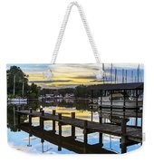 White's Cove Sunset Weekender Tote Bag