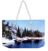 Whiteshell Provincial Park Weekender Tote Bag