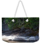 Whiteshell Provincial Park Lakeshore Weekender Tote Bag