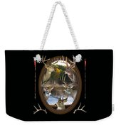 Whitetail Dreams Weekender Tote Bag by Shane Bechler
