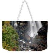 Whitewater Falls - Nc Weekender Tote Bag