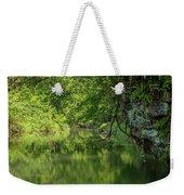 Whitewater River Scene 50 Weekender Tote Bag