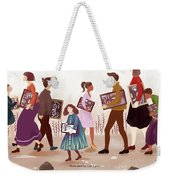 Who Am I  Weekender Tote Bag