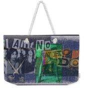 Who Do Weekender Tote Bag