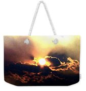 Who Has Kissed The Sun Weekender Tote Bag