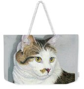 Who Me Weekender Tote Bag