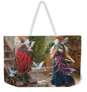 Who Others A Pit Digs Hans Zatzka Weekender Tote Bag