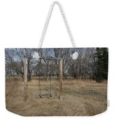 Who Played Here Weekender Tote Bag