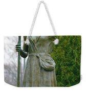 Who Sows Believes In God  Weekender Tote Bag