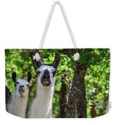 Who You? Weekender Tote Bag