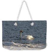 Whooper Swan Nr 3 Weekender Tote Bag