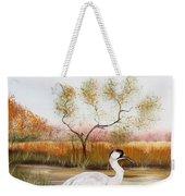 Whooping Cranes-jp3152 Weekender Tote Bag