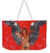 Whore Of Babylon By Mb Weekender Tote Bag