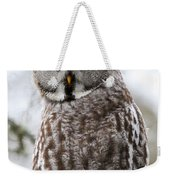 Who's Looking At Who? Weekender Tote Bag