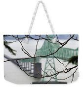 Who's The Architect? Weekender Tote Bag