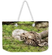 Who's The Boss Here? Weekender Tote Bag